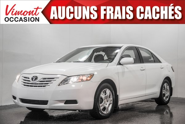 2007 Toyota Camry LE+A/C+GR ELECT COMPLET