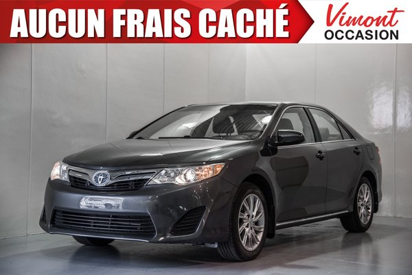 Toyota Camry 2014+LE+NAV+MAGS+CAMERA REUL+SIEGES CHAUFFANTS 2014