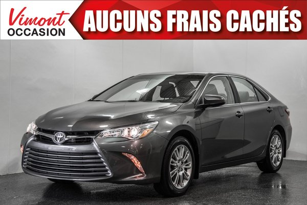 2015 Toyota Camry 2015+LE+CAMERA RECUL+MAGS+BLUETOOTH