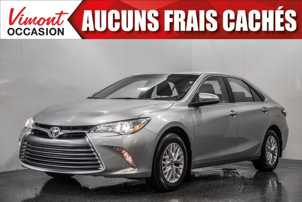 2017 Toyota Camry 2017 LE+MAGS+CAMERA+BLUETOOTH