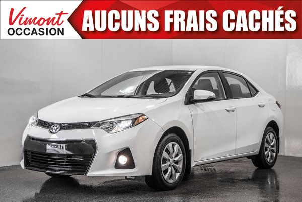 2016 Toyota Corolla 2016+LE+CAMERA+BLUETOOTH