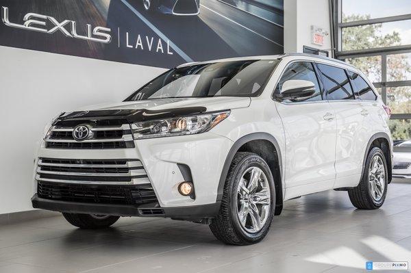 Toyota Highlander Limited / Toit Pano / Navigation / Camera 360 2017