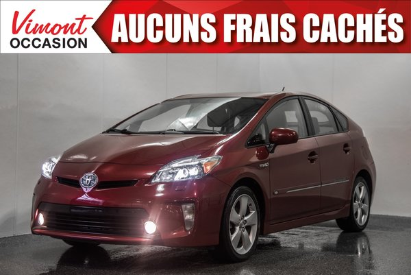 Toyota Prius 2013+NAV+CAMERA RECUL+MAGS+BLUETOOTH 2013