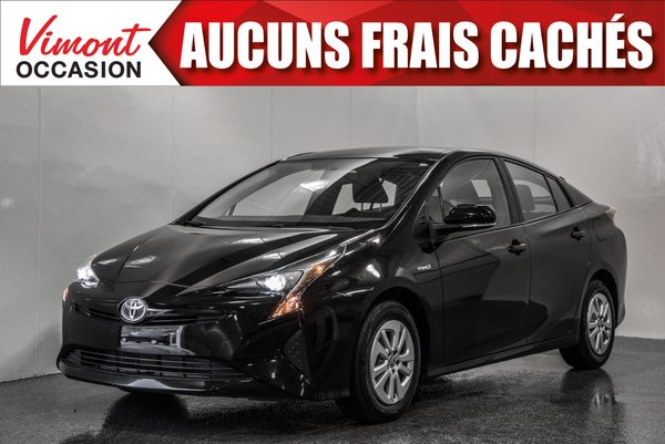 2016 Toyota Prius 2016+LIFTBACK+CAMERA RECUL+SIEGES CHAUFFANTS+