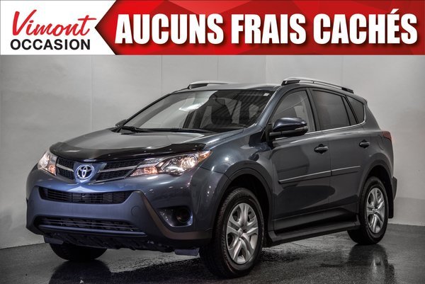 2014 Toyota RAV4 2014+FWD+LE+CAMERA  RECUL+SIEGES CHAUFFANTS+