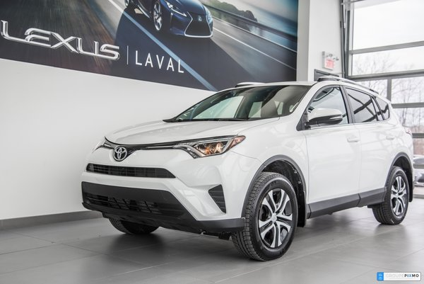 Toyota RAV4 LE AWD / Caméra / Bluetooth 2016