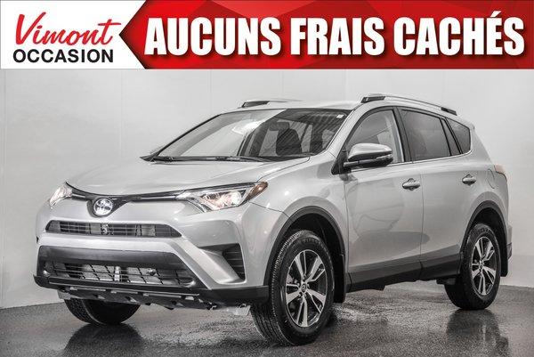 2018 Toyota RAV4 2018+AWD+LE+CAMERA RECUL+SIEGES CHAUFFANTS+
