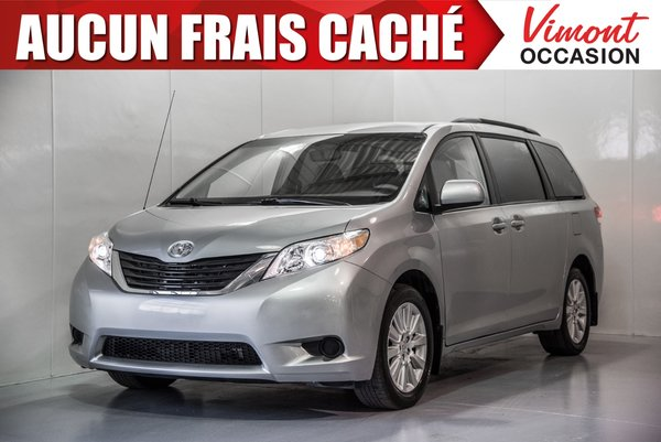 2014 Toyota Sienna 2014+AWD+LE+MAGS+CAMERA RECUL+SIEGES CHAUFFANTS