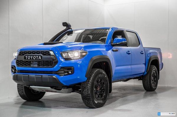 2019 Toyota Tacoma GROUPE TRD PRO