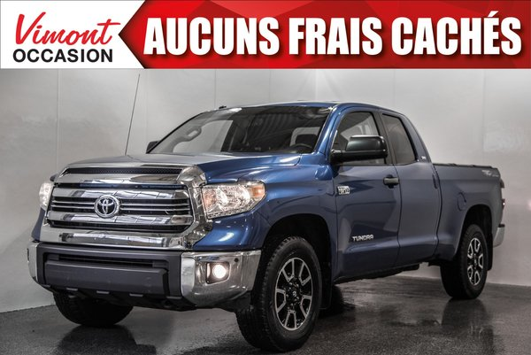 2016 Toyota Tundra 2016+4WD+TRD+CREWCAB+COUVRE-CAISSE+CAMERA RECUL