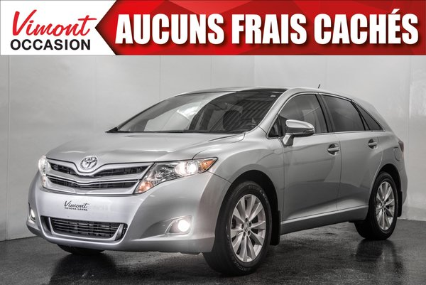 2016 Toyota Venza 2016+AWD+XLE+CUIR+NAV+TOIT PANORAMIQUE