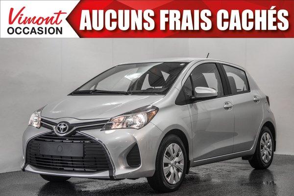 Toyota Yaris 2016 HB+LE+A/C+GR ELECTRIQUE 2016