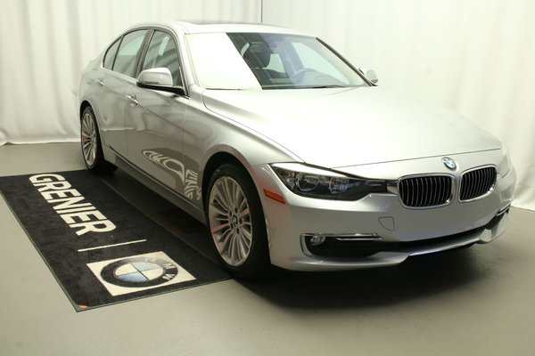 BMW 320i xDrive Bas km,Groupe Luxure,Financement 0.9% 2015