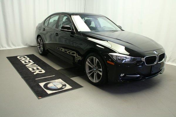 BMW 320i xDrive Ensemble sport,Toit,a partir de 0,9% 2014