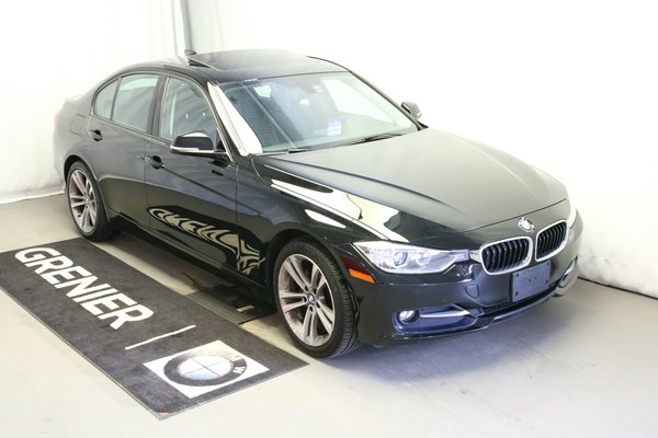 BMW 320i xDrive Groupe d'éclairage,Groupe Gamme Sport 2014