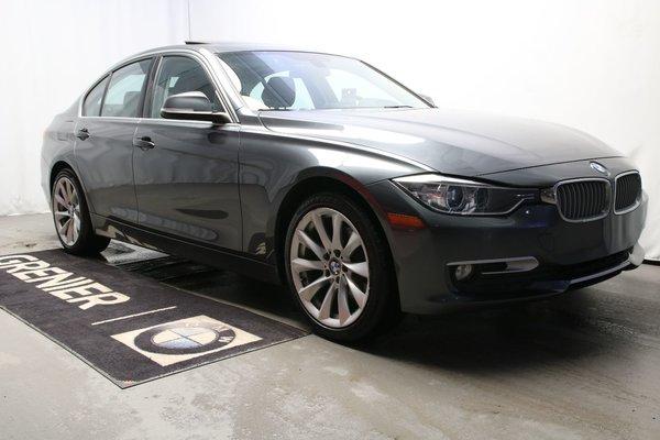 BMW 320i xDrive Groupe moderne,Lumières xénon,Financement 0.9% 2014