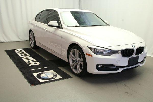 BMW 320i xDrive Ligne sport,Navigation,Toit,À partir de 0,9% 2015