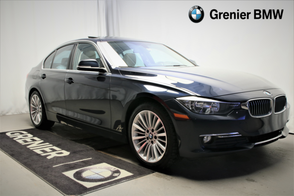 BMW 320i xDrive Groupe De Luxe,Financement 0.9% 2015