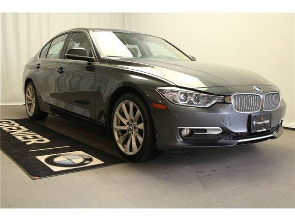 BMW 320i xDrive Navigation,xénon,ligne moderne,a partir 0.9% 2014