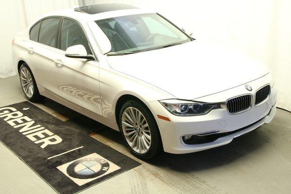 BMW 328i xDrive Navigation, Financement 0.9%,Impeccable, 2014