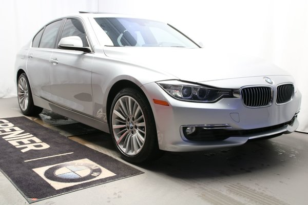 BMW 328i xDrive Luxury, Groupe Premium, Terrebonne BMW 2013