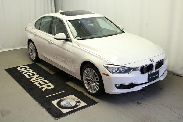 BMW 328i xDrive Groupe Luxury, Bas km, Financement 0.9% 2014