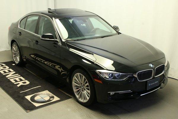 Used 2014 BMW 328i xDrive Groupe Premium,Bas km,Financement