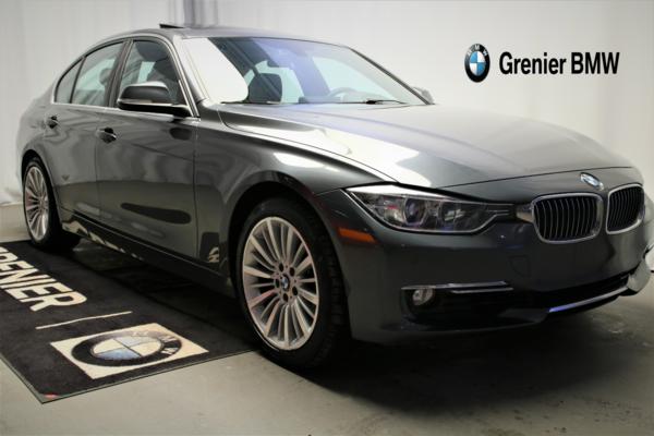 BMW 328i xDrive Groupe premium,Bas kilométre,Financement 0.9% 2015