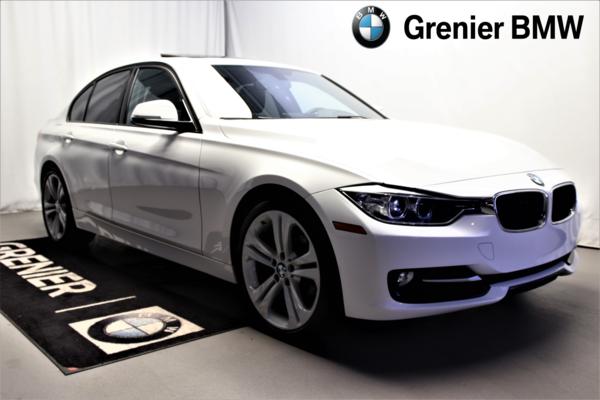 2015 BMW 328i xDrive Sportline,Cuir,Roues 19 pouces,Financement 0.99%