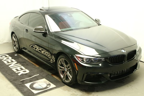 Used 2019 Bmw 440i Xdrive M Performance 1 2 Groupe Premium Superieur