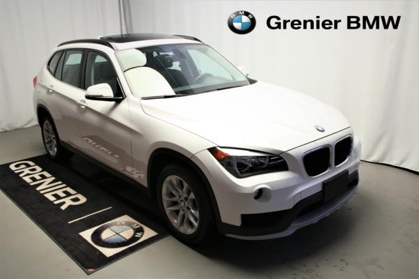 BMW X1 Xdrive,Groupe Premium,Bas km. 2015