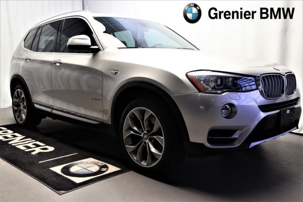 BMW X3 XDrive28i,Groupe Premium Supérieur,Financement0.9 2015