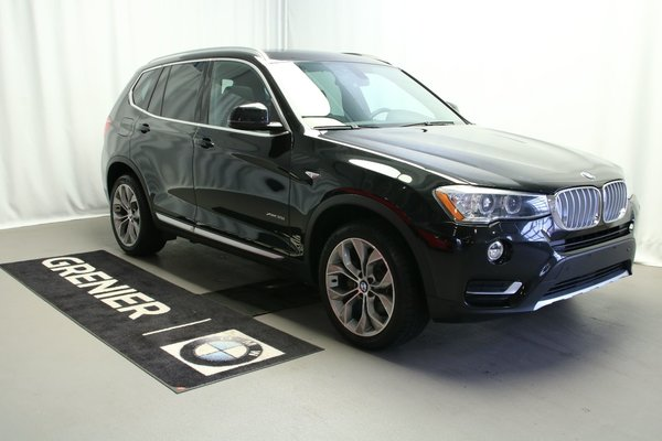 bmw x3 xdrive35i ensemble premium essentiel navigation. Black Bedroom Furniture Sets. Home Design Ideas