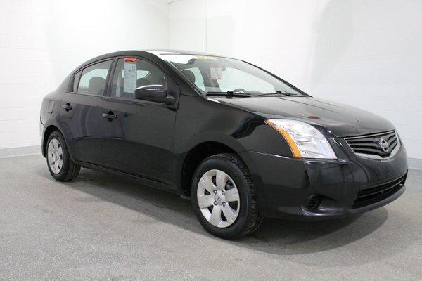 Used 2010 Nissan Sentra Grlectac Black 112450 Km For Sale
