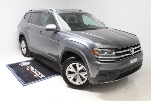 2018 Volkswagen Atlas PRIX INCROYABLE!!DEMO+BAS KM+DÉMARREUR À DISTANCE!