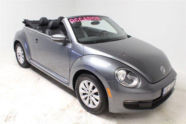 Volkswagen Beetle COMFORTLINE+CONVERTIBLE+AUBAINE 2014