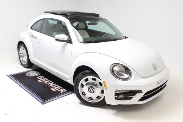 Volkswagen Beetle VERSION COAST+DEMO+TOIT PANO 2018