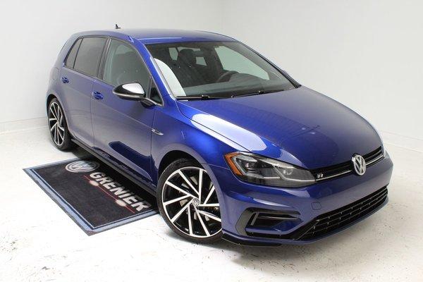 Volkswagen Golf R WOW! LIQUIDATION+DEMO+BAS KM 2018