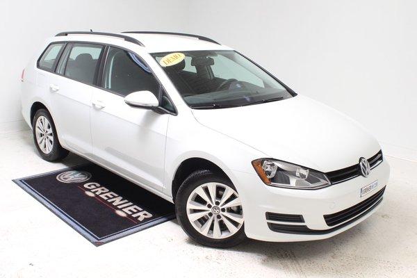 Volkswagen Golf Sportwagon DERNIER DISPONIBLE*DÉMO*LIQUIDATION 2017