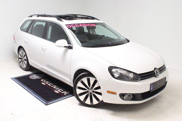 2013 Volkswagen Golf SPORTLINE+TOIT+ECRAN TACTILE