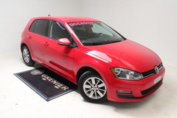 2015 Volkswagen Golf TDI+GARANTIE+BAS KM+BLUETOOTH