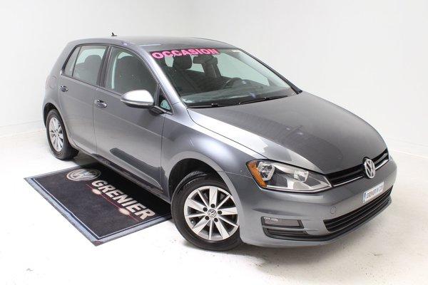 2015 Volkswagen Golf TDI+BLUETOOTH+BAS KM+GARANTIE
