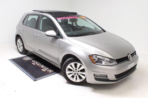 Volkswagen Golf TDI+COMFORTLINE+GARANTIE 2015