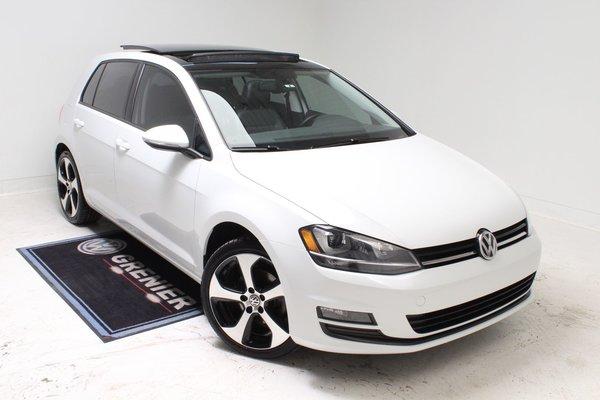 Volkswagen Golf COMFORTLINE+GROUPE SPORT+NAV 2016