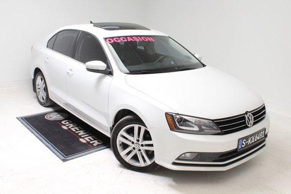 Volkswagen Jetta TDI+HIGHLINE+NAV+XENON+AUBAINE 2015