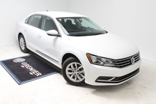 2017 Volkswagen Passat BLUETOOTH*MAG*A/C*REGULATEUR DE VITESSE