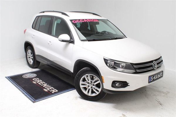 Volkswagen Tiguan 4MOTION+BLUETOOTH+BAS KM 2014