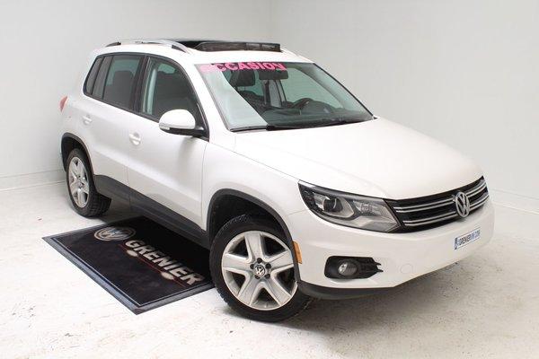 Volkswagen Tiguan 4MOTION+COMFORTLINE+ENS.SPORT 2014