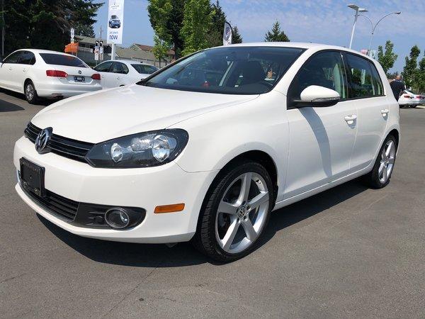 2013 Volkswagen Golf Comfortline Auto