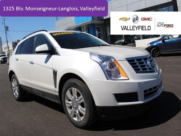 Chevrolet Buick GMC de Valleyfield | Used 2015 Cadillac SRX Base